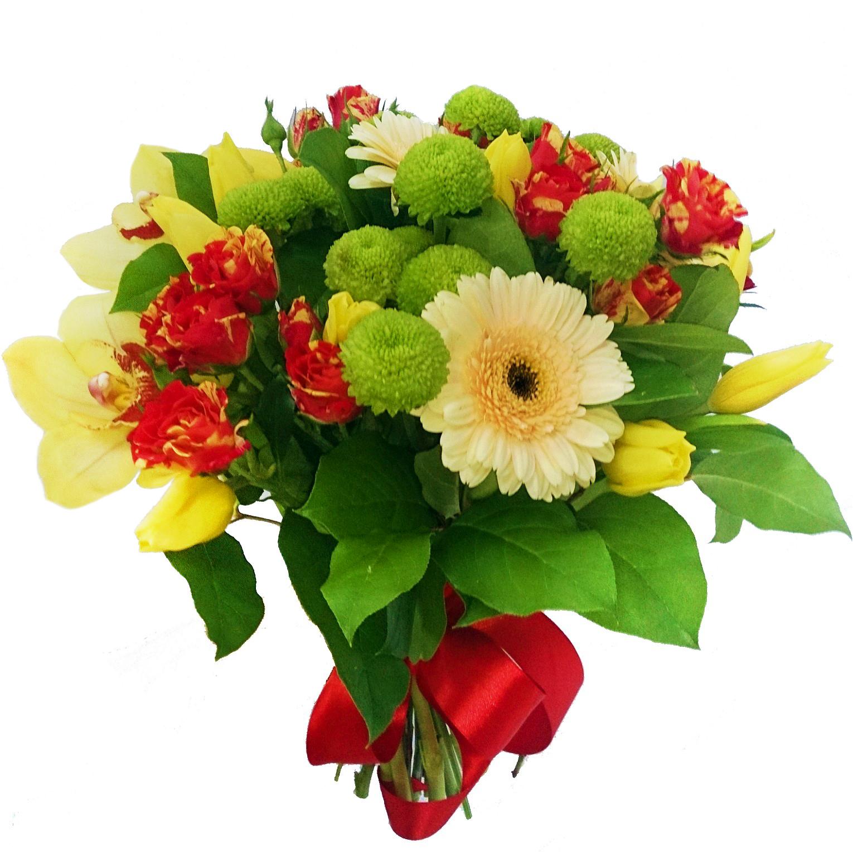 Воронеж оптом, заказать букет цветов в кирове