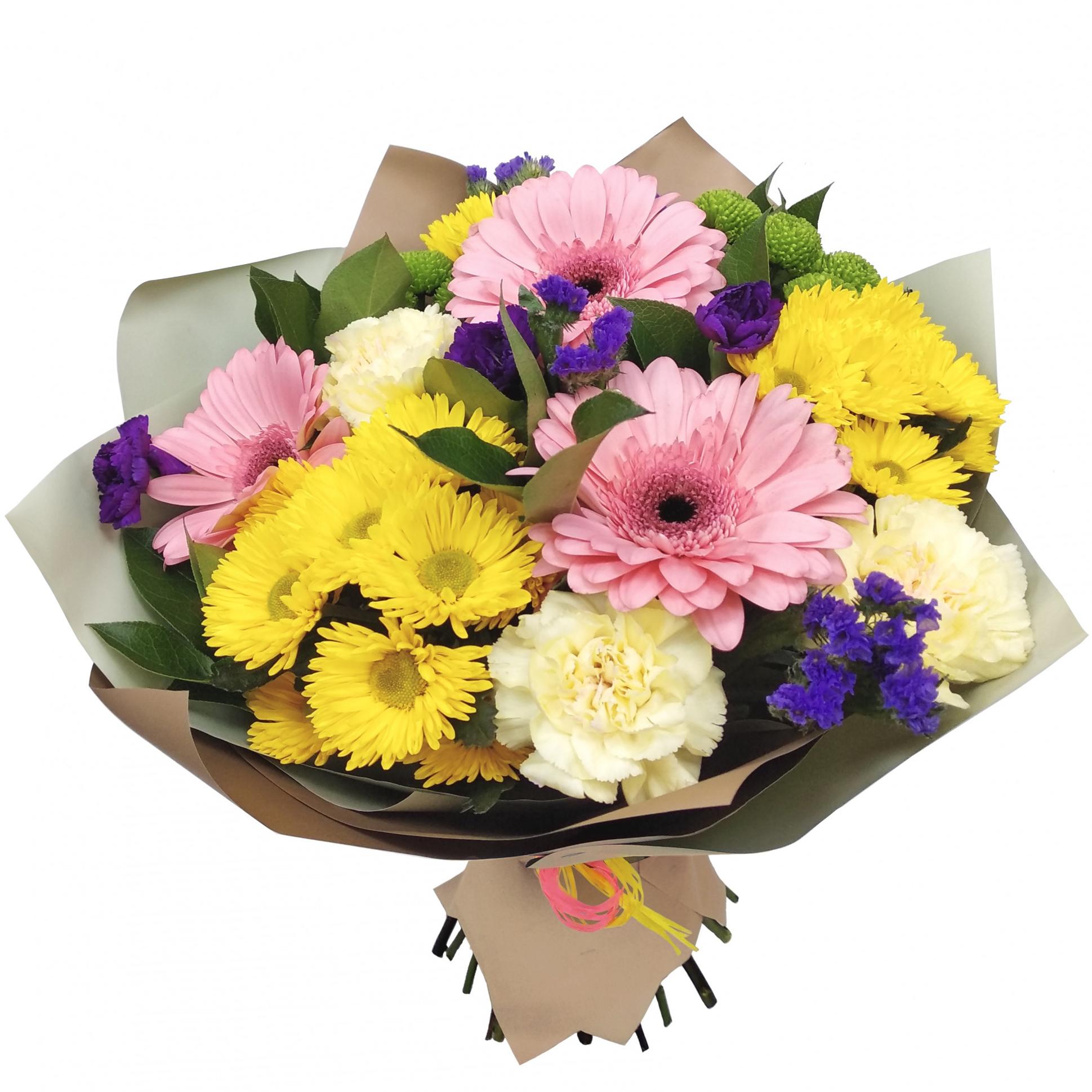 Заказать букет цветов в кирове